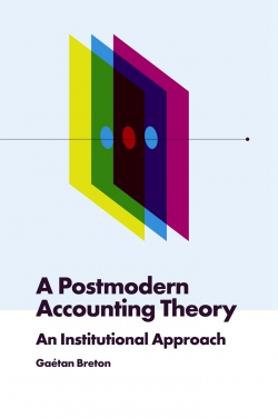 Jacket image for A Postmodern Accounting Theory