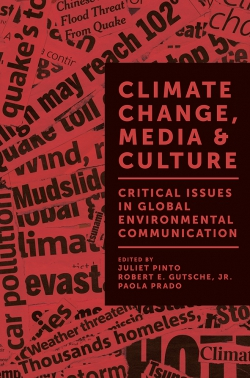 Jacket image for Climate Change, Media & Culture
