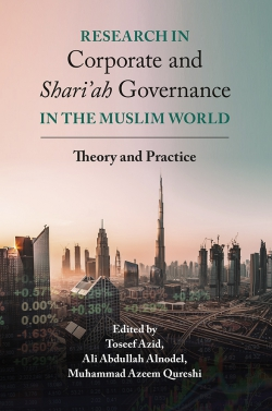 Jacket image for Research in Corporate and Shariah Governance in the Muslim World