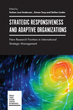 Jacket image for Strategic Responsiveness and Adaptive Organisations