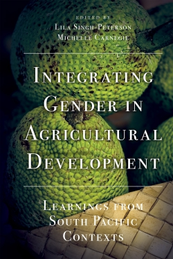 Jacket image for Integrating Gender in Agricultural Development