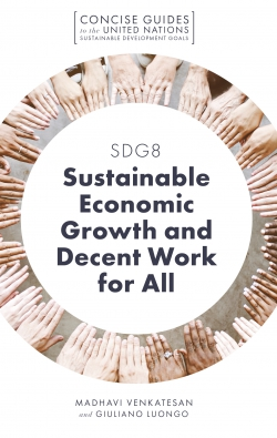 Jacket image for SDG8 - Sustainable Economic Growth and Decent Work for All