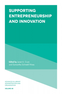 Jacket image for Supporting Entrepreneurship and Innovation