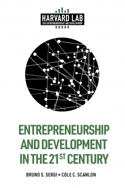 Jacket image for Entrepreneurship and Development in the 21st Century