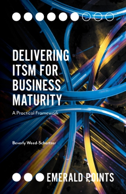 Jacket image for Delivering ITSM for Business Maturity