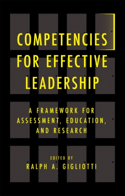 Jacket image for Competencies for Effective Leadership