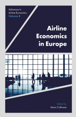 Jacket image for Airline Economics in Europe