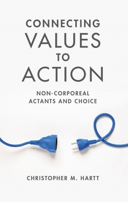 Jacket image for Connecting Values to Action