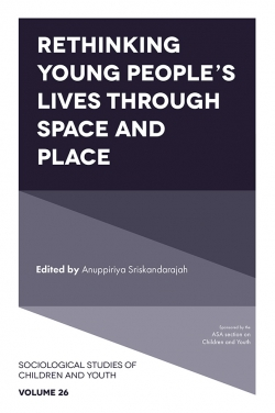 Jacket image for Rethinking Young People's Lives Through Space and Place