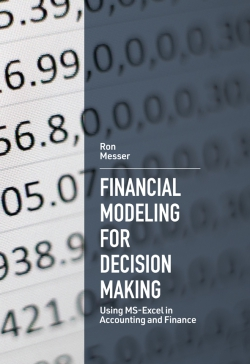 Jacket image for Financial Modeling for Decision Making