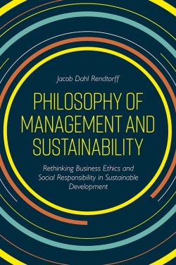 Jacket image for Philosophy of Management and Sustainability