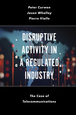 Jacket image for Disruptive Activity in a Regulated Industry