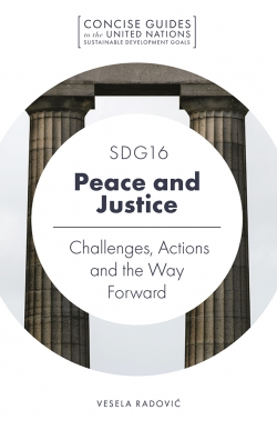 Jacket image for SDG16 - Peace and Justice