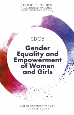 Jacket image for SDG5 - Gender Equality and Empowerment of Women and Girls