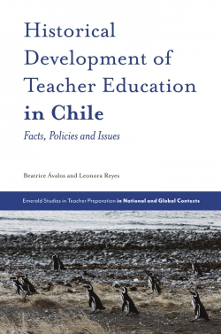 Jacket image for Historical Development of Teacher Education in Chile