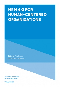 Jacket image for HRM 4.0 For Human-Centered Organizations