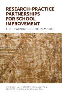 Jacket image for Research-practice Partnerships for School Improvement