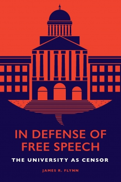 Jacket image for In Defense of Free Speech