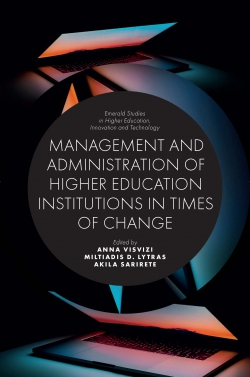 Jacket image for Management and Administration of Higher Education Institutions in Times of Change