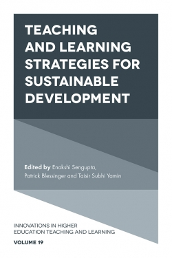 Jacket image for Teaching and Learning Strategies for Sustainable Development