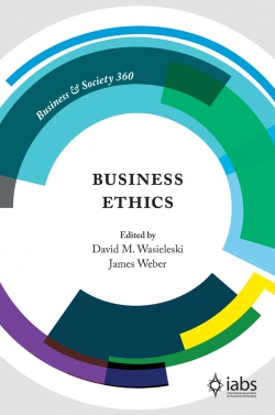 Jacket image for Business Ethics