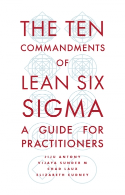 Jacket image for The Ten Commandments of Lean Six Sigma