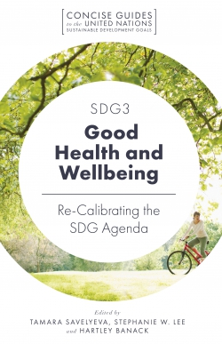 Jacket image for SDG3 - Good Health and Wellbeing