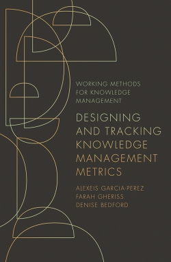 Jacket image for Designing and Tracking Knowledge Management Metrics