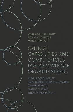Jacket image for Critical Capabilities and Competencies for Knowledge Organizations