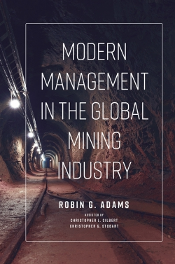Jacket image for Modern Management in the Global Mining Industry