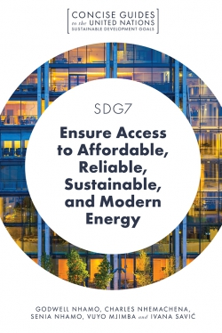 Jacket image for SDG7 - Ensure Access to Affordable, Reliable, Sustainable, and Modern Energy