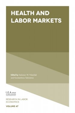 Jacket image for Health and Labor Markets