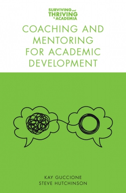 Jacket image for Coaching and Mentoring for Academic Development