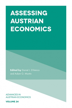 Jacket image for Assessing Austrian Economics