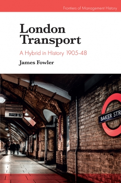 Jacket image for London Transport