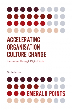 Jacket image for Accelerating Organisation Culture Change