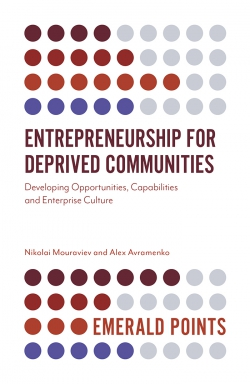 Jacket image for Entrepreneurship for Deprived Communities