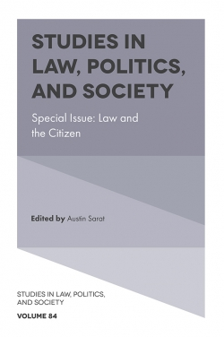 Jacket image for Law and the Citizen