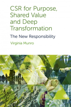 Jacket image for CSR for Purpose, Shared Value and Deep Transformation
