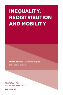 Jacket image for Inequality, Redistribution and Mobility