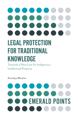 Jacket image for Legal Protection for Traditional Knowledge