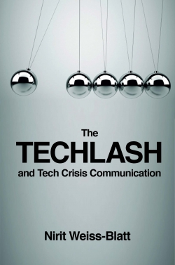 Jacket image for The Techlash and Tech Crisis Communication