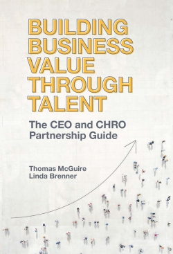 Jacket image for Building Business Value through Talent