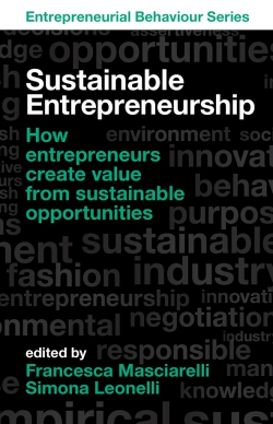 Jacket image for Sustainable Entrepreneurship