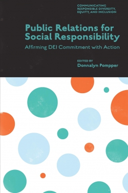 Jacket image for Public Relations for Social Responsibility