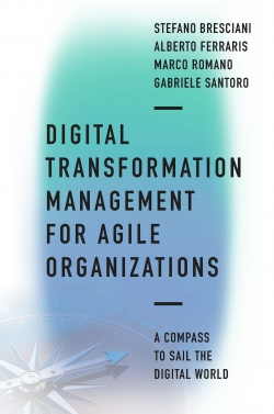 Jacket image for Digital Transformation Management for Agile Organizations