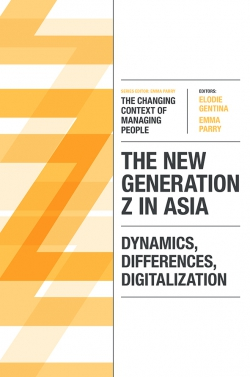 Jacket image for The New Generation Z in Asia