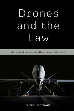 Jacket image for Drones and the Law