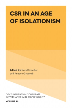 Jacket image for CSR in an age of Isolationism