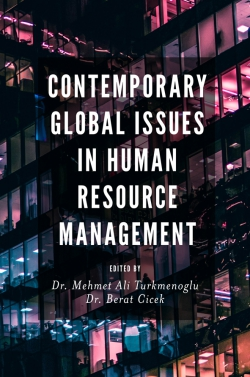 Jacket image for Contemporary Global Issues in Human Resource Management